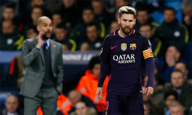 """CỰC SỐC: """"Sếp lớn"""" Man City vung 755 triệu euro không mua nổi Messi - 1"""