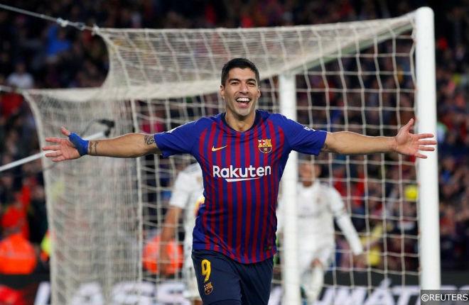 """Dự đoán tỷ số vòng 11 Liga: Barca bắt nạt Madrid, Real gặp khó vì Ronaldo """"béo"""" - 1"""