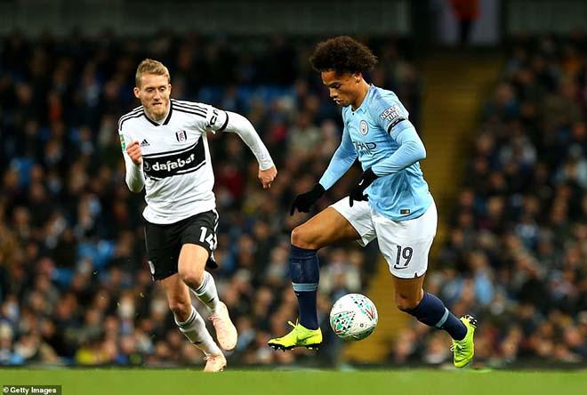 Man City - Fulham: Ngỡ ngàng SAO lạ 19 tuổi định đoạt - 1