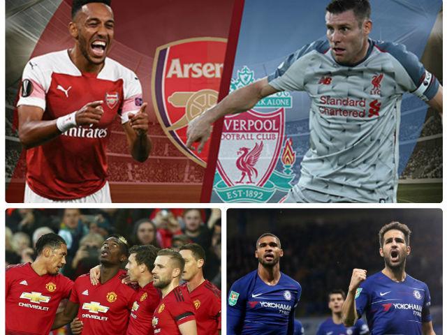 """Dự đoán tỷ số V11 Ngoại hạng Anh: Liverpool """"kéo sập"""" Emirates, MU nối dài ngày vui"""
