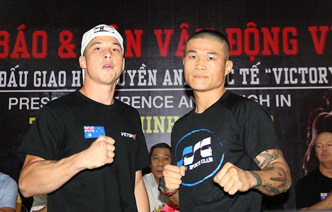 Đẳng cấp boxing Việt: Đình Hoàng muốn hạ knock-out nhà vô địch Úc - 1