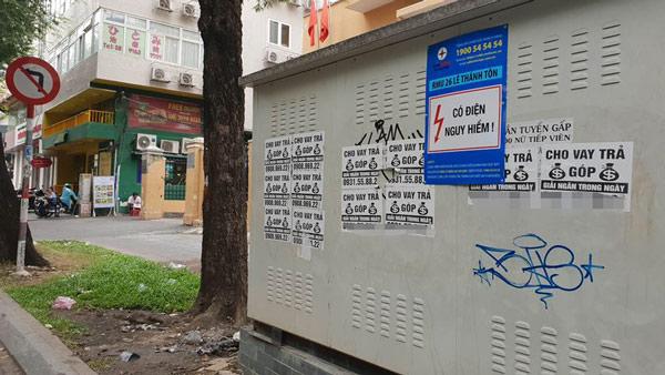 """""""Tín dụng đen"""" giăng bẫy khắp phố phường Sài Gòn - 1"""