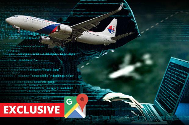 """Nguyên nhân nhìn thấy """"MH370 gãy thân"""" ở rừng Campuchia - 1"""