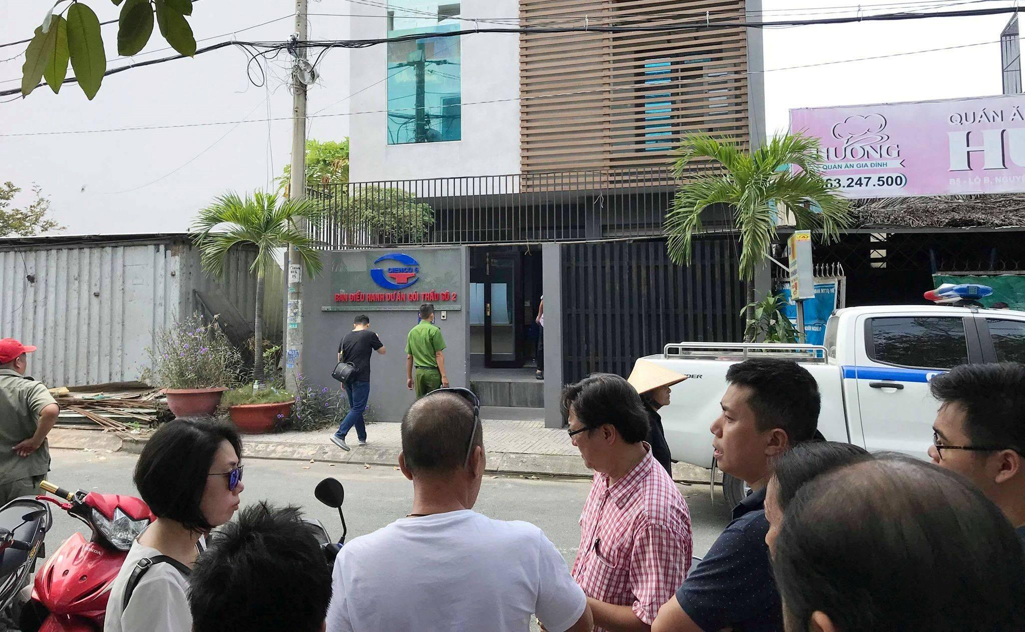 Phó TGĐ Cienco 6 tử vong tại Ban điều hành gói thầu metro Bến Thành – Suối Tiên - 1