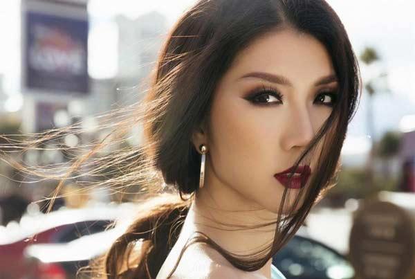 """Thờ ơ trước tin đồn ly hôn, Ngọc Quyên khẳng định """"phải đẹp mọi hoàn cảnh"""" - 1"""