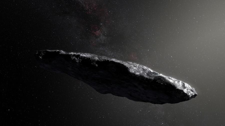 Vật thể bay qua Hệ Mặt trời là phi thuyền do thám của người ngoài hành tinh? - 1