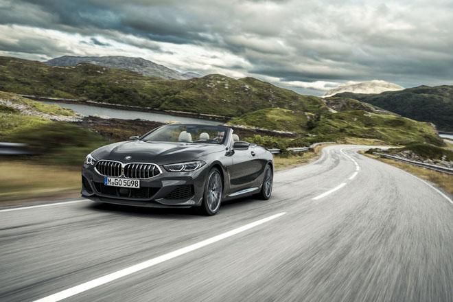 BMW 8-Series 2019 mui trần chính thức ra mắt: Giá tương đương 2,79 tỷ đồng - 1