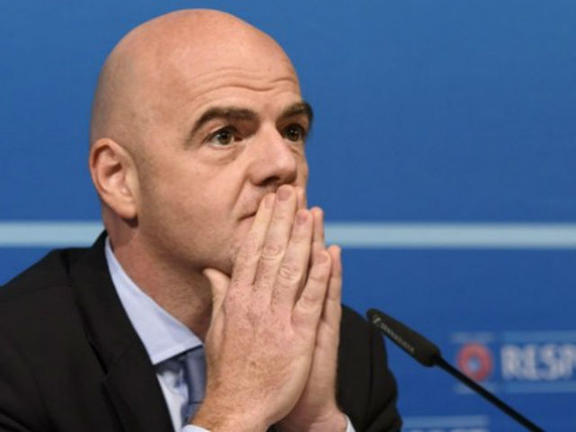 Chấn động Man City - PSG đi đêm sếp FIFA: 4,5 tỷ euro được bơm trót lọt