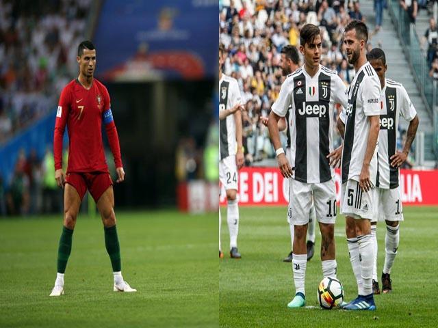 """Chấn động Juventus: """"Vua"""" Ronaldo hậm hực """"Hoàng tử"""" Dybala vì lý do sốc"""