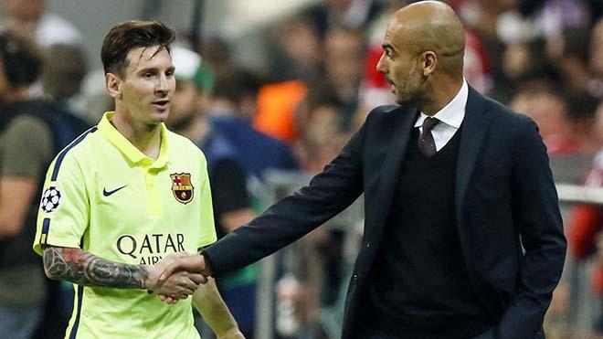 Man City không mua Messi: Guardiola lộ mặt thù dai triệt đường trò cũ - 1