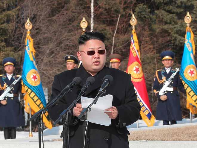 """Hàn Quốc """"soi"""" ông Kim Jong-un bằng video 3D - 1"""