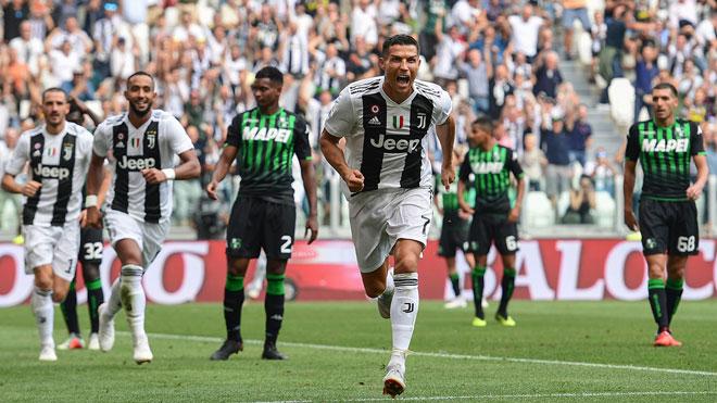 """Juventus - Cagliari: Đợi Ronaldo bùng nổ săn """"Chiếc giày vàng"""" - 1"""