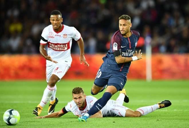 """PSG - Lille: Mbappe & Neymar """"lên đồng"""" & màn đôi công căng thẳng - 1"""