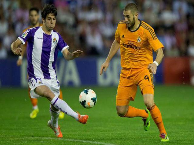 """Real Madrid - Real Valladolid: Hy vọng """"đầu xuôi đuôi lọt"""""""