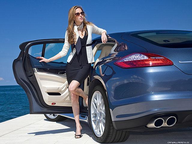 Những tính năng cần ưu tiên khi chọn xe cho phụ nữ