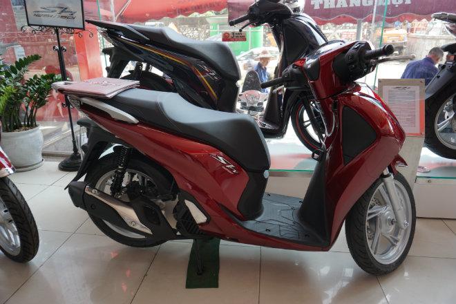Bảng giá xe máy Honda tháng 11/2018: Xe ga tăng, xe số ổn định - 1