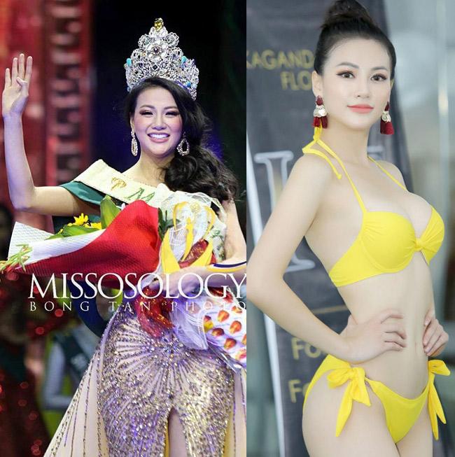 Nhan sắc đời thường của Hoa hậu Phương Khánh - 1