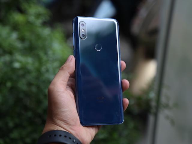 Ảnh thực tế Xiaomi Mi MIX 3 đẹp rụng rời tại Việt Nam