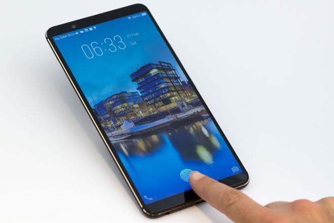 Galaxy S10 trang bị cảm biến vân tay nhúng dưới màn hình từ Qualcomm - 1