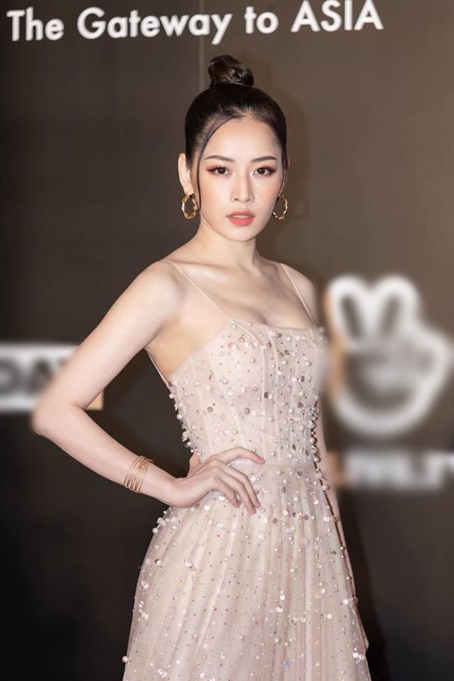 Chi Pu là hot girl đắt show sự kiện nhất hiện nay.
