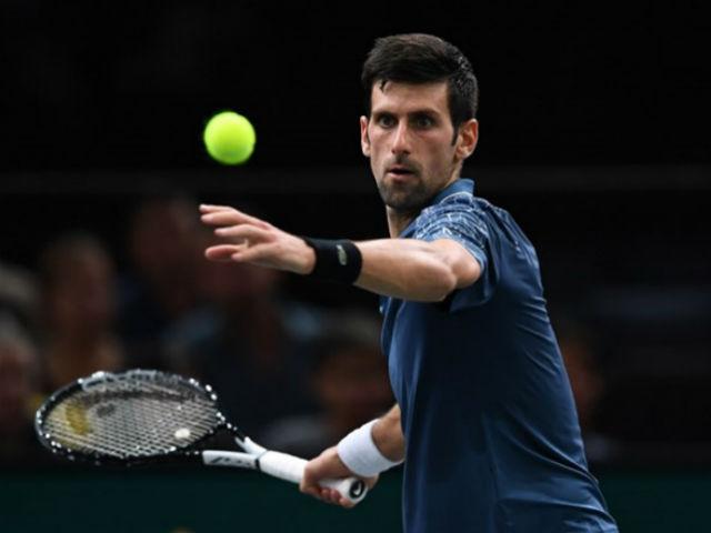 Trực tiếp Djokovic - Khachanov: Kết thúc bất ngờ (CK Paris Masters) (KT)
