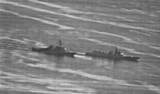 """Hải quân Mỹ liên tục chạm trán """"không an toàn"""" với Trung Quốc - 1"""