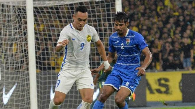 Đối thủ Malaysia tiếp tục thị uy tuyển Việt Nam - 1