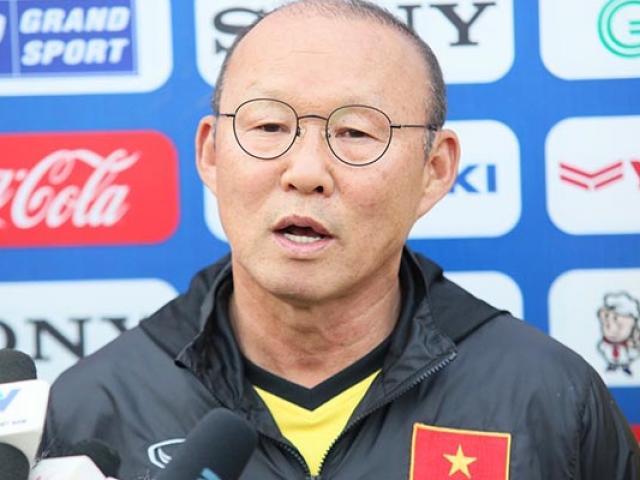 HLV Park Hang Seo - ĐT Việt Nam có còn sợ Thái Lan ở AFF Cup 2018?
