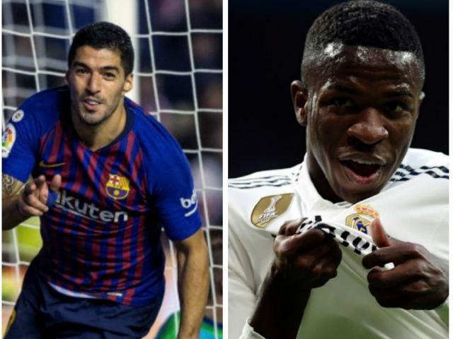 """Chấm điểm siêu sao vòng 11 La Liga: Suarez đấu """"gà son"""" Real 46 triệu euro"""