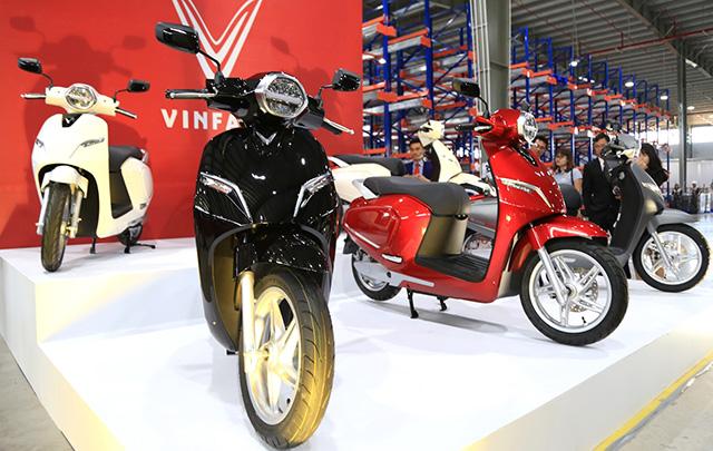 Xe điện VinFast sắp ra mắt có gì hấp dẫn? - 1