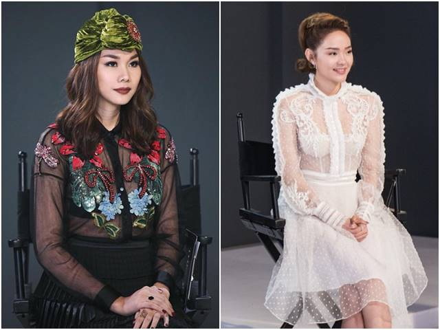 Minh Hang, Thanh Hang, does not appoint the internal medication on television