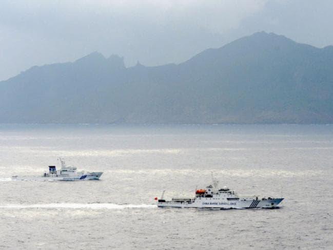 Mỹ, Nhật soạn kế hoạch chiến tranh nếu Trung Quốc chiếm đảo - 1