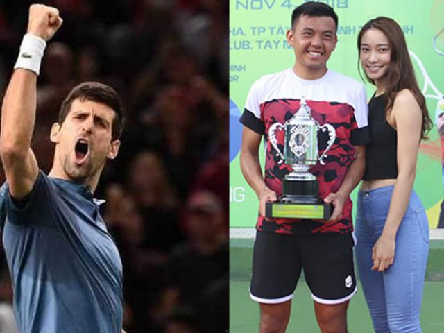 Bảng xếp hạng tennis 5/11: Hoàng Nam nhảy vọt lịch sử, Djokovic lên đỉnh