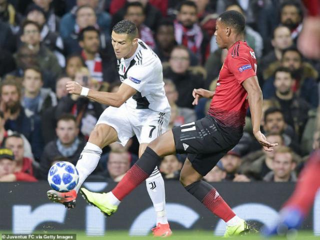 Trước lượt 4 vòng bảng C1: MU quyết báo thù Juventus, Real thay tướng đổi vận