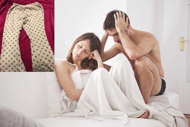 """Người phụ nữ chia sẻ điều chồng thấy khó chịu trước khi làm """"chuyện ấy"""" - 1"""