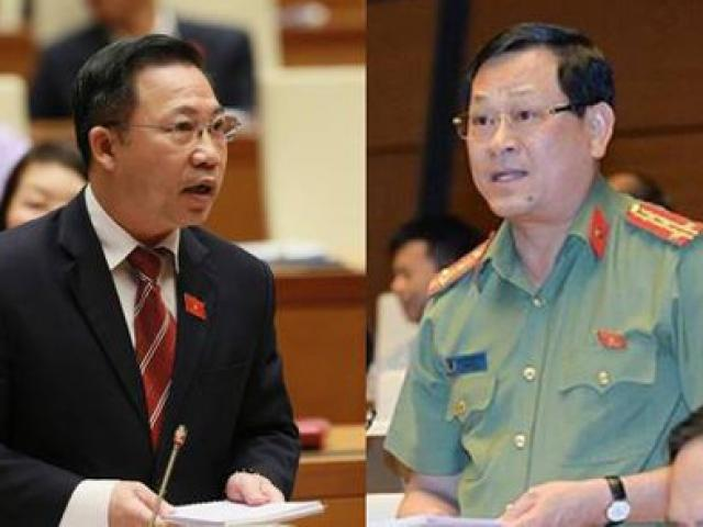 The Ministry of Public Security responded to the NIA Commissioner's comment on Pyongyang