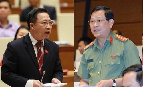 """Bộ Công an phản hồi ý kiến ĐBQH Lưu Bình Nhưỡng """"về vi phạm của cơ quan điều tra"""" - 1"""