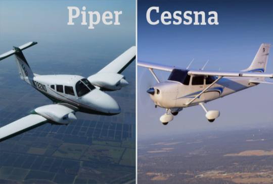 Máy bay đâm vào nhau trên không, phi công 82 tuổi thiệt mạng - 1