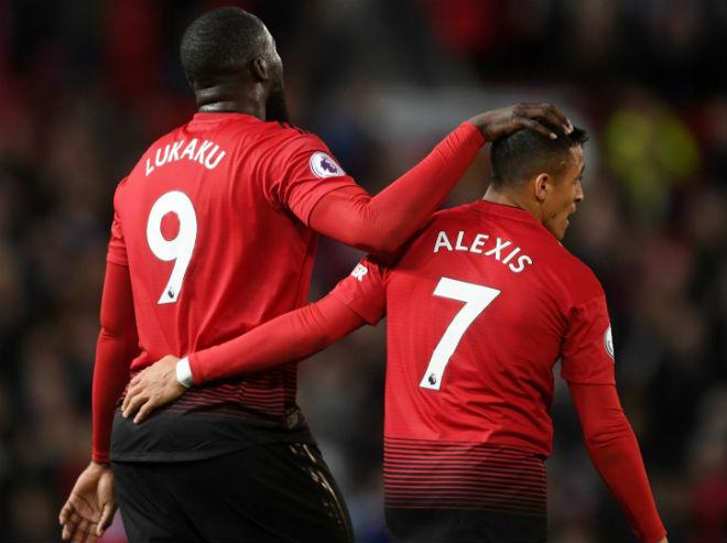 Mourinho lọc lõi đổi Sanchez: Cavani về MU thay Lukaku 0 bàn/9 trận - 1