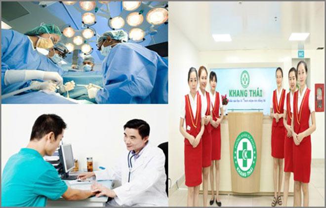 Phòng Khám Khang Thái – Địa chỉ điều trị trĩ hiệu quả - 1