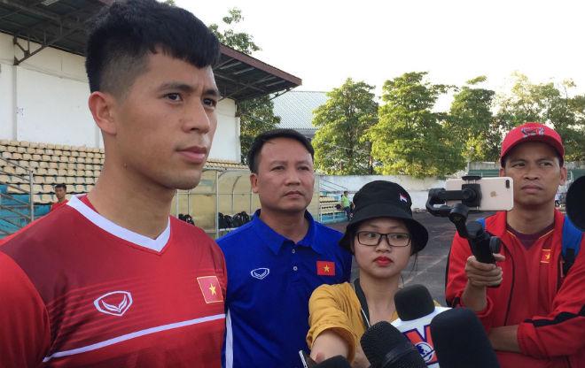 ĐT Việt Nam đấu Lào: Sốc mặt sân như bê tông & bí ẩn Messi Lào (AFF Cup) - 1