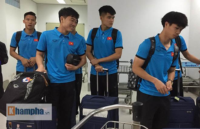 ĐT Việt Nam tới Lào săn vàng AFF Cup: Háo hức chờ xung trận - 1