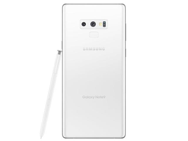 Galaxy Note 9 sắp có biến thể trắng chào mừng Giáng sinh