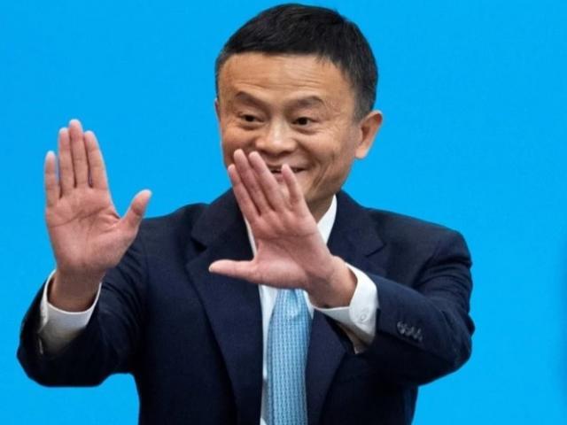 """Jack Ma tuyên bố """"hùng hồn"""" về chiến tranh thương mại Mỹ-Trung"""