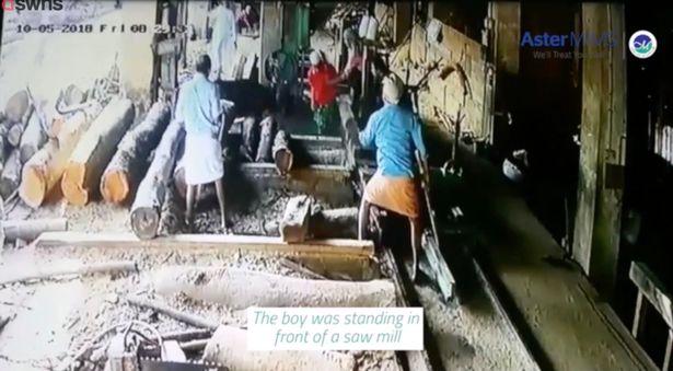 Ấn Độ: Bị bò đuổi, thanh niên chạy quàng đứt lìa cả bàn tay - 1