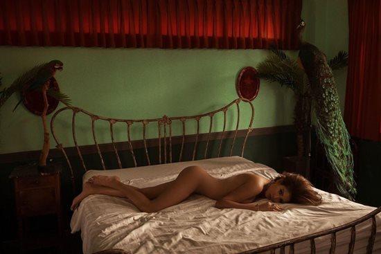"""Võ Hoàng Yến: """"Tôi bị mẹ mắng vì chụp hình nude"""" - 1"""