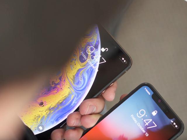 iPhone X và iPhone Xs: Cái nào mở khóa Face ID nhanh hơn?