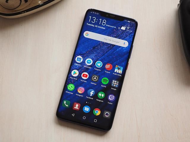 Thời trang Hi-tech - Giải phẫu smartphone có 4 camera Huawei Mate 20 Pro