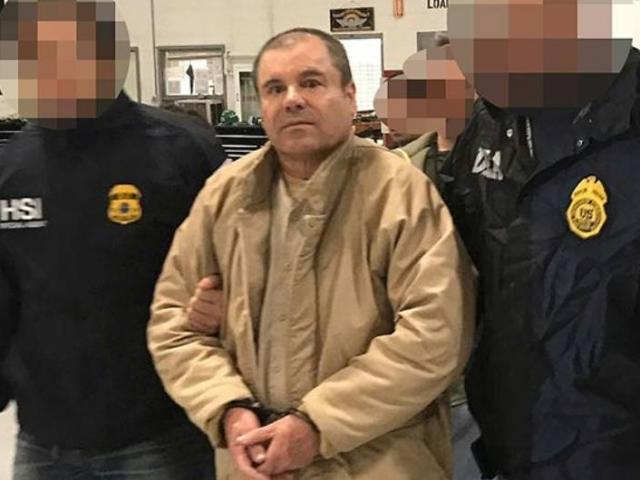 Xử trùm ma túy El Chapo ở Mỹ: Nơi xét xử biến thành pháo đài