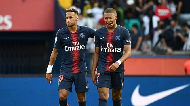 Vua chuyển nhượng: Mbappe phế ngôi Neymar, cho Ronaldo hít khói - 1